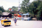 Amusement ride at Marineland