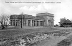 Power House and Office of Electrical Development Co., Niagara Falls, Canada