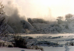 American Falls of Niagara in Winter