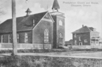 Presbyterian Church and Manse Chippawa Ontario