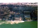 Demolition of the Sewage Plant at Niagara Falls New York