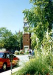 Niagara-on-the-Lake - Queen St business section, Memorial Clock Tower