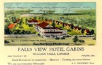 Falls View Hotel Cabins Tourist Camp S. F. Podhorn proprietor