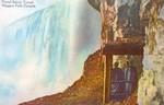Portal Scenic Tunnel Niagara Falls Canada