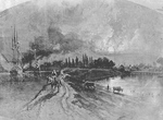 Port Robinson - Enlarged Canal & Welland River