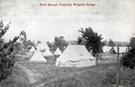 Fort George Hospital Niagara Camp