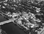 Aerial View of Chippawa, Ontario