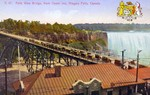Falls View Bridge from Tower Inn Niagara Falls Canada