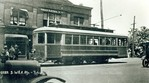 Streetcar of the SW & A [Sandwich Windsor and Amherstburg] Railway