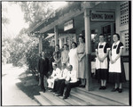 Queenston Heights Restaurant Staff