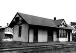 Chippawa Train Station