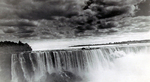 Crest of the Horseshoe Falls at Niagara
