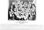 Niagara Falls Sports Wall of Fame - Colonial Football Club 1912 era 1900 - 1950