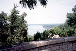 Niagara River from Queenston Height's Park
