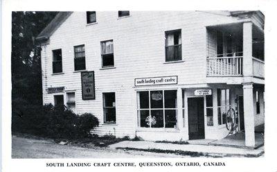 South Landing Craft Centre, Queenston, Ontario, Canada.