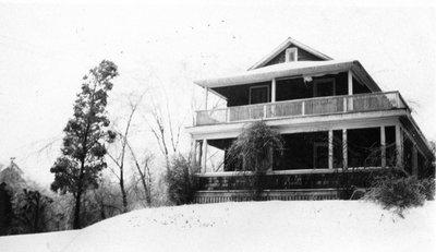 Home of Cyrus Hamilton in Queenston