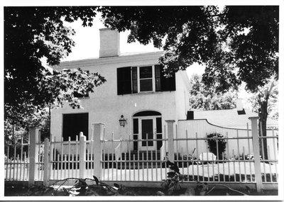 Lyons-Jones House in Niagara-on-the-Lake