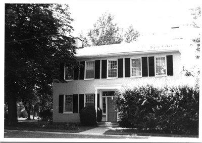 Lockhart-Moogk House (Storrington) in Niagara-on-the-Lake.