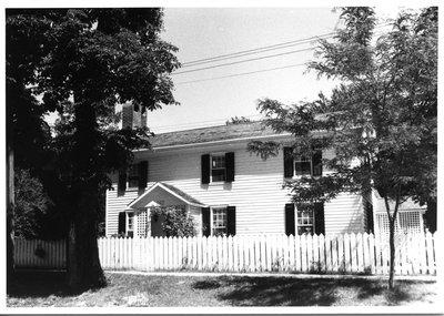 MacMonigle-Craik House in Niagara-on-the-Lake.