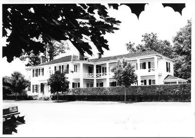 Richardson-Kiely House in Niagara-on-the-Lake.