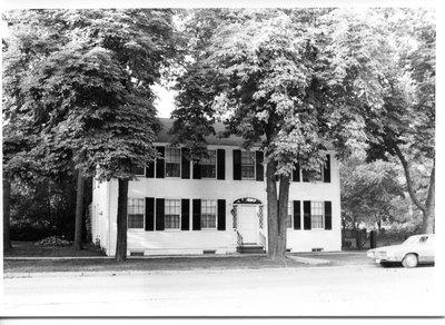 Rogers-Blake-Harrison House in Niagara-on-the-Lake.