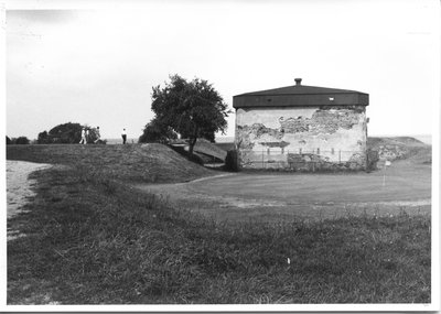 Fort Mississauga in Niagara-on-the-Lake.