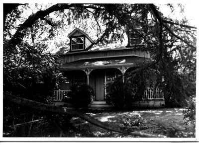 Dickson-Potter House in Niagara-on-the-Lake.