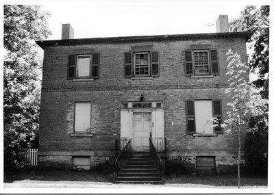 Breakenridge-Ure House in Niagara-on-the-Lake.
