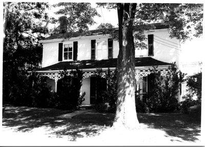 Baikie-Borsook house in Niagara-on-the-Lake.