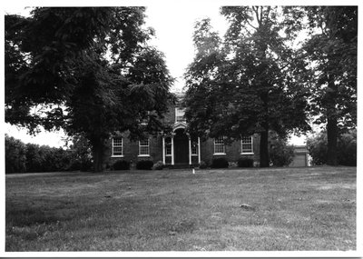 The Field House at 15284 Niagara River Parkway in Queenston.