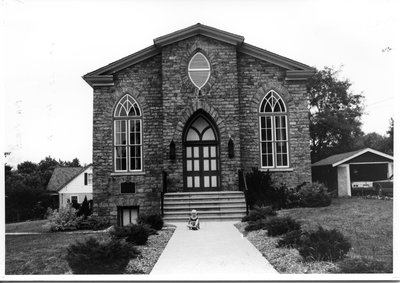 Queenston Baptist Church (Library)