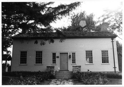 Laura Ingersoll Secord house in Queenston