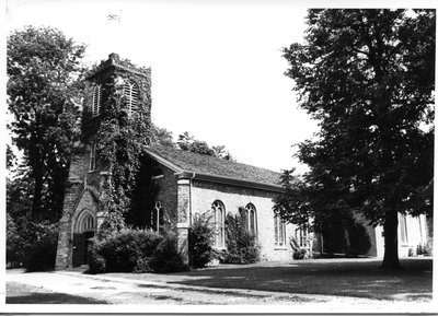 St. Mark's Anglican Church in Niagara-on-the-Lake