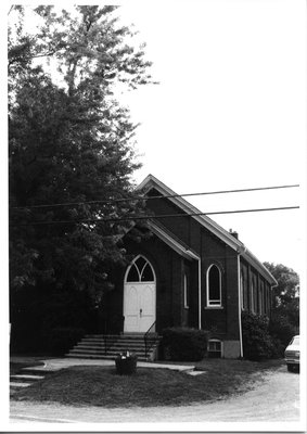 First Presbyterian Church in St. Davids