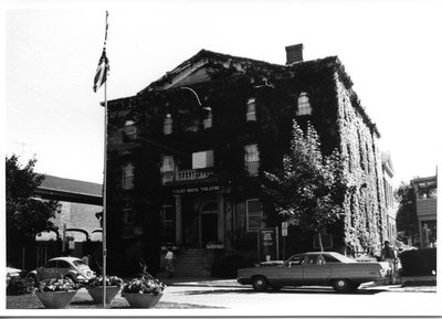 The Court House in Niagara-on-the-Lake, 1977
