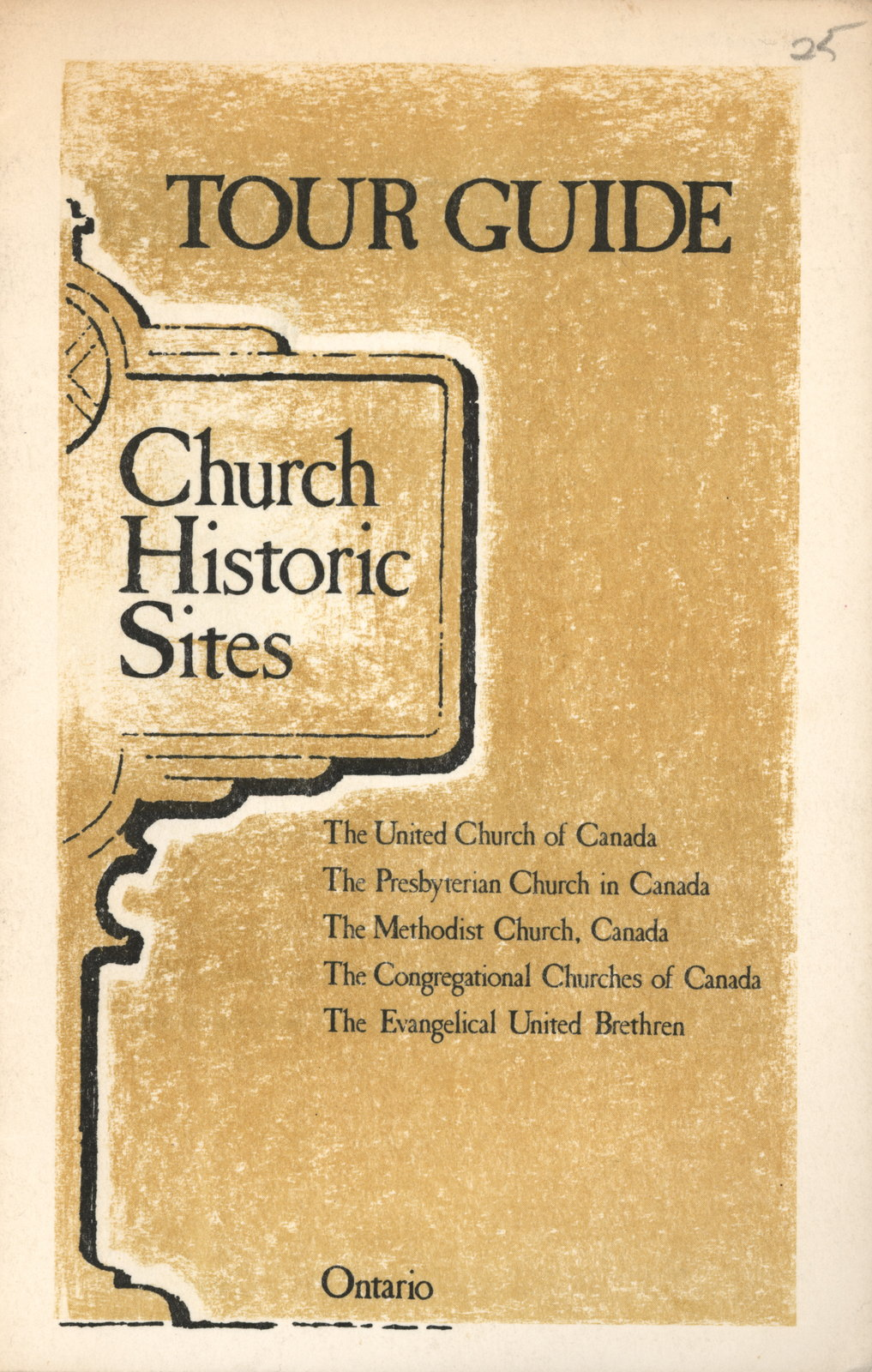 Tour Guide of Church Historic Sites