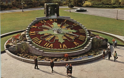 Ontario Hydro's Floral Clock