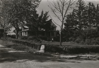 Laura Secord Home, 1954