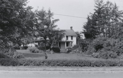 Laura Secord Home, 1960s.