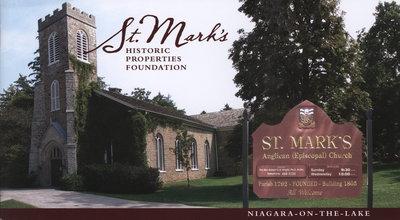 St. Mark's Historic Properties Foundation, Niagara-on-the-Lake, Ontario, Canada.