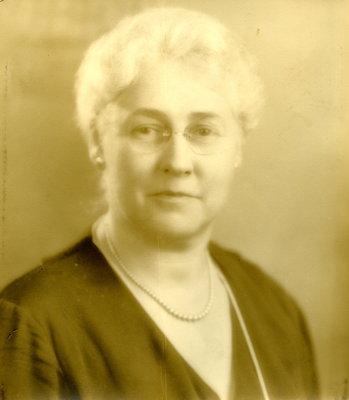 Portrait of Mrs. C. Howard Fisher