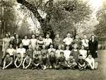 Laura Secord School in Queenston - Students of Grades 5 to 8, May 1945.
