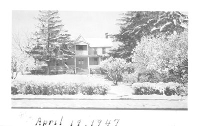 Home of Laura Ingersoll Secord, 1947