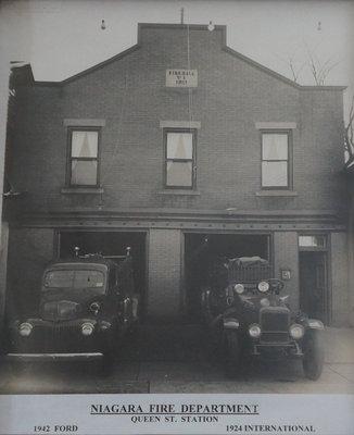 Niagara Fire Department - Queen Street station