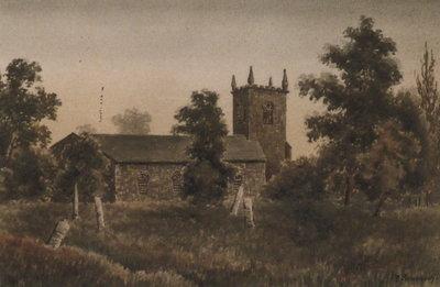 St. Mark's Church ca. 1890