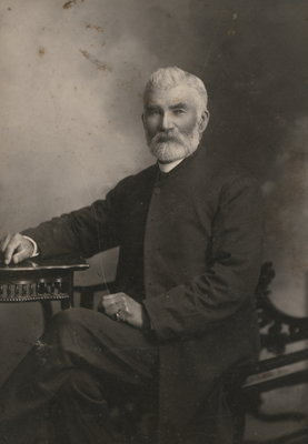 Portrait of George Bruce