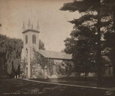 Church of England, Niagara-on-the-Lake circa 1902