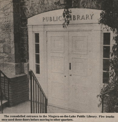 From Firehall-market to library