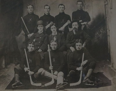 Niagara Hockey team