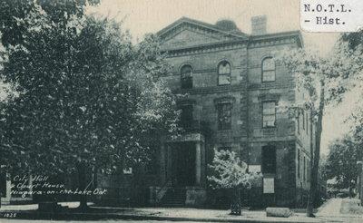 City Hall & Court House, Niagara-on-the-Lake